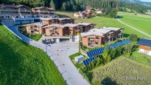 August 2017 I Luftaufnahmen Brixen