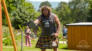 Juni 2019 I 2. HIGHLAND GAMES in Hardt