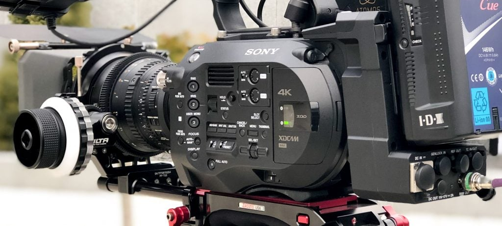 Kamera FS7 Sony