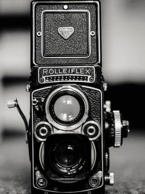 Filmkamera Rollei alt -Über uns
